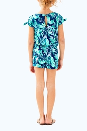 Lilly Pulitzer Camryn Romper - Front full body