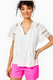 Lilly Pulitzer Candee Top - Product Mini Image