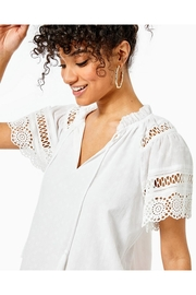 Lilly Pulitzer Candee Top - Side cropped