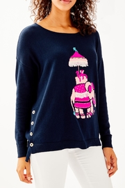 Lilly Pulitzer Caralynn Sweater - Product Mini Image