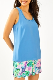 Lilly Pulitzer Carlene Top - Product Mini Image