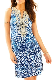 Lilly Pulitzer Carlotta Shift Dress - Front cropped