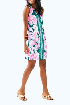 Lilly Pulitzer Carlotta Stretch Dress - Alternate List Image