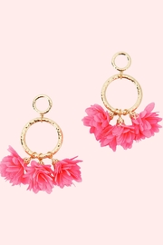 Lilly Pulitzer Cascading Petals Earrings - Product Mini Image