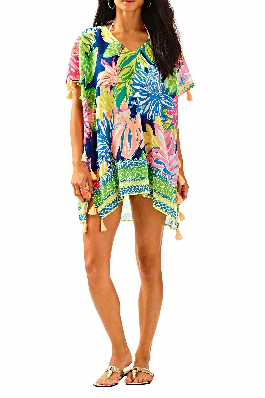Golf Bags For Sale >> Lilly Pulitzer Castilla Cover Up Tunic from Sandestin Golf and Beach Resort by Island Clothiers ...