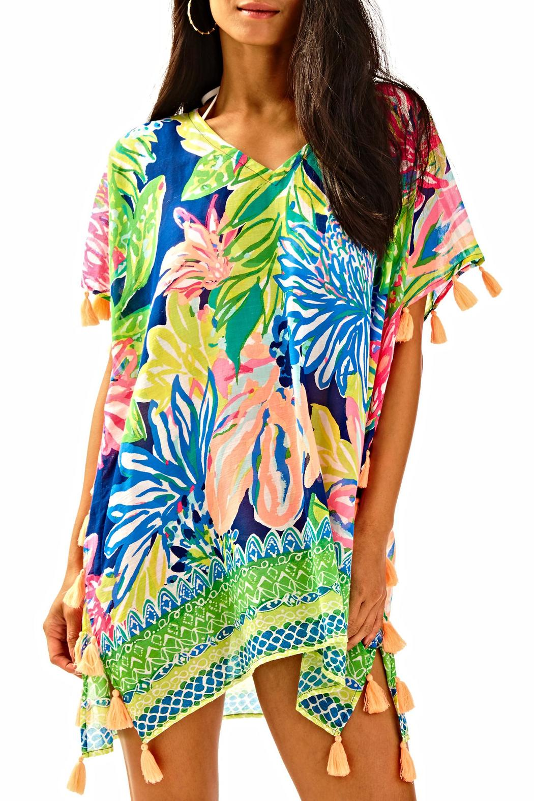 Lilly Pulitzer Castilla Cover Up Tunic From Sandestin Golf And Beach