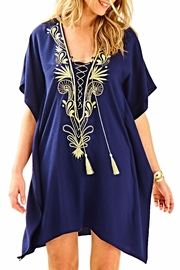 Lilly Pulitzer Chai Kaftan - Product Mini Image