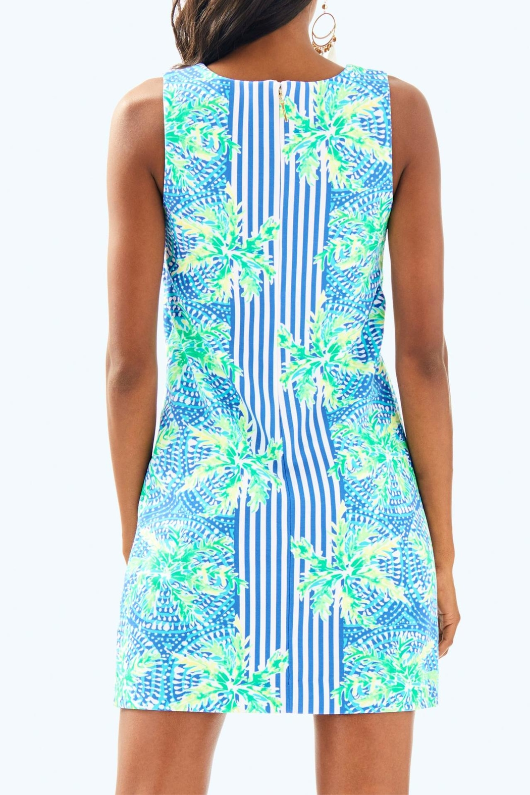 Lilly Pulitzer Chiara Shift Dress - Front Full Image