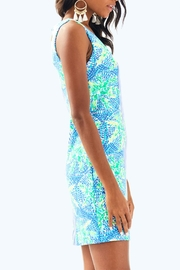 Lilly Pulitzer Chiara Shift Dress - Side cropped