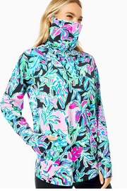 Lilly Pulitzer Chillylilly Lilblock Popover - Front cropped