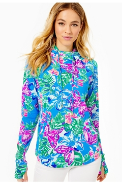 Lilly Pulitzer Chillylilly Lilblock Popover - Product List Image