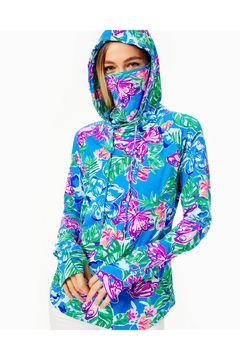 Lilly Pulitzer Chillylilly Lilblock Popover - Alternate List Image