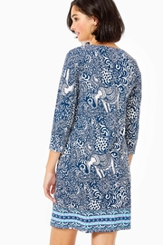 Lilly Pulitzer Chillylilly Nadine Dress - Front full body