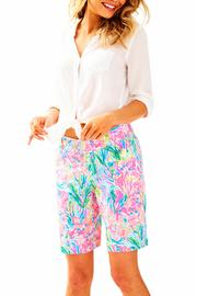 Lilly Pulitzer Chipper Bermuda Short - Product Mini Image