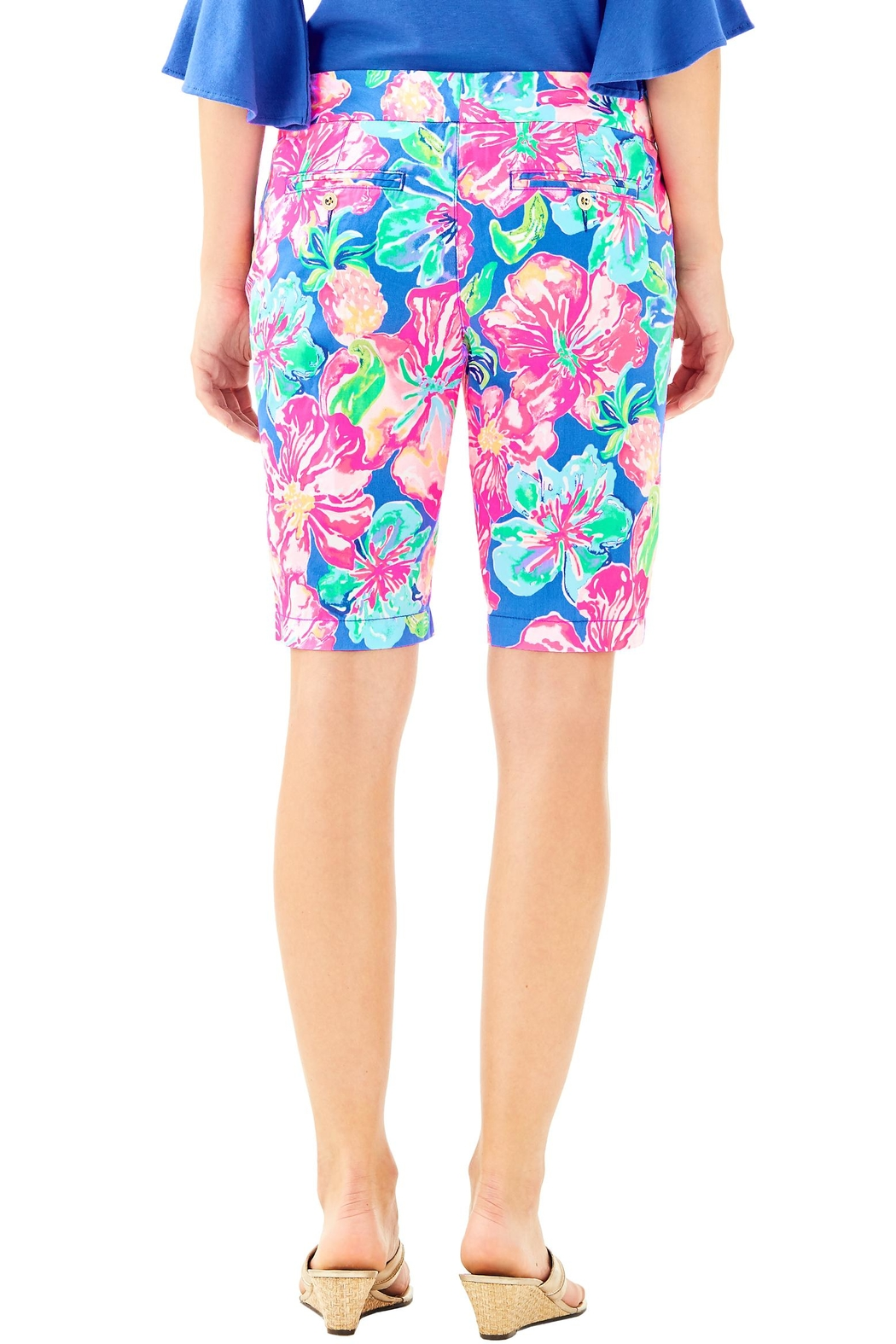 Lilly Pulitzer Chipper Short - Front Full Image