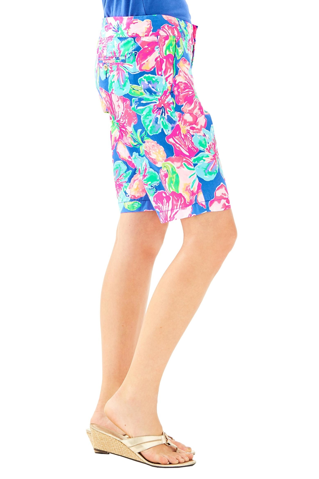 Lilly Pulitzer Chipper Short - Side Cropped Image