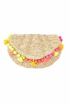 Shoptiques Product: Clam Shell Clutch