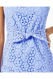 Lilly Pulitzer Clarise Shift Dress - Back cropped