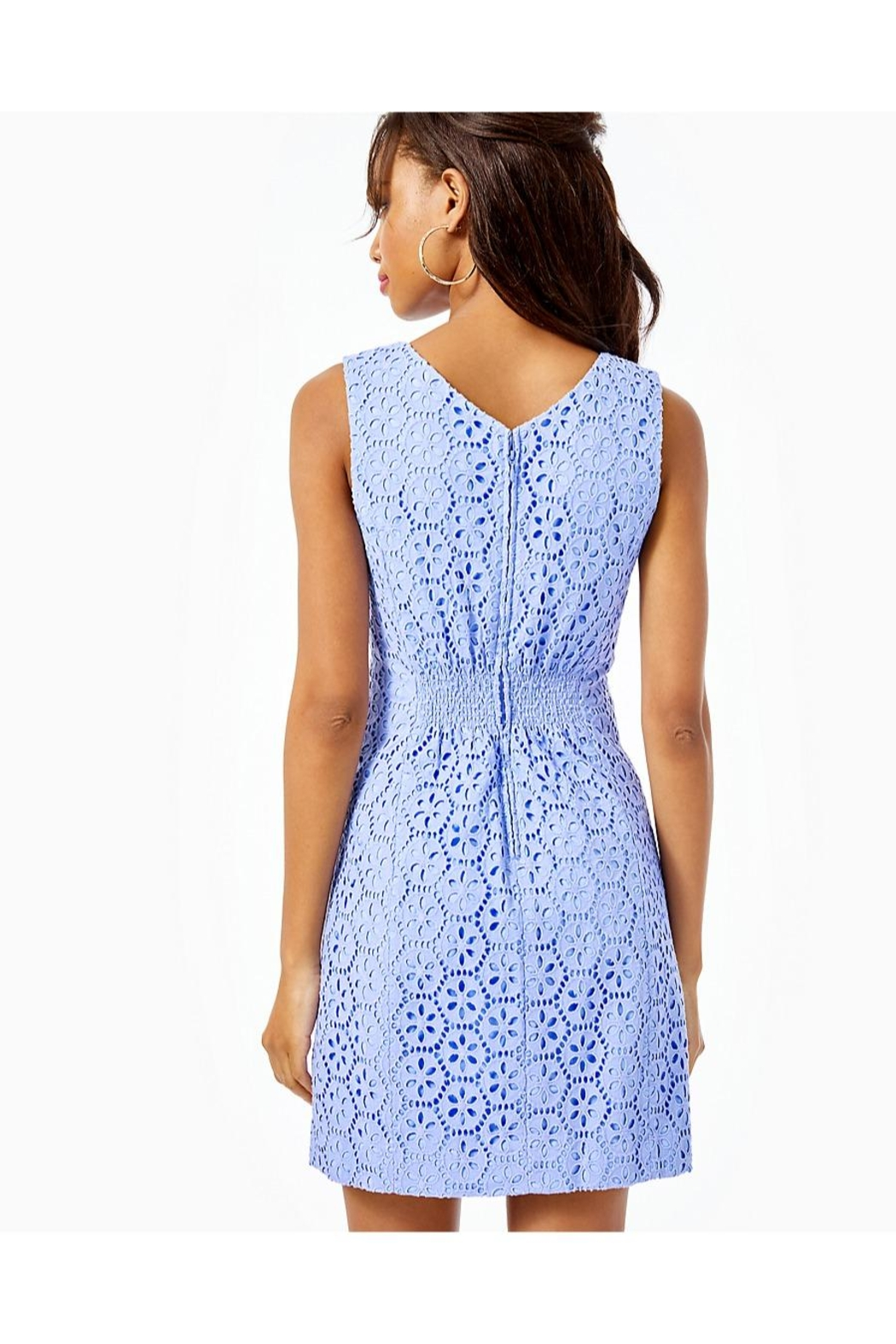 Lilly Pulitzer Clarise Shift Dress - Front Full Image