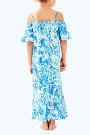 Lilly Pulitzer Clary Maxi Dress - Front full body