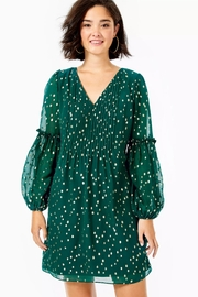 Lilly Pulitzer Cleme Silk Dress - Product Mini Image