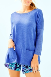 Lilly Pulitzer Cobo Boatneck Sweater - Product Mini Image