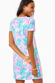 Lilly Pulitzer Cody T-Shirt Dress - Front full body