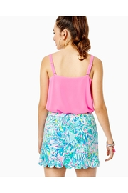 Lilly Pulitzer Colette Knit Skort - Front full body