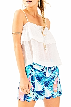 Shoptiques Product: Colette Scallop Hem Short