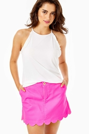Lilly Pulitzer Colette Scallop Skort - Product Mini Image