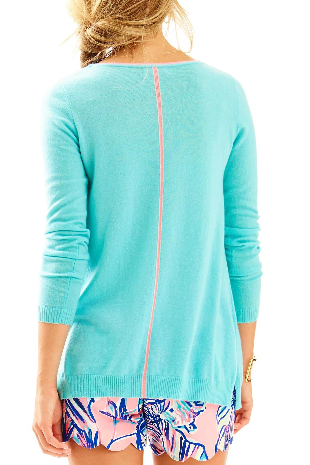 Lilly Pulitzer Collins Cashmere Sweater from Sandestin Golf and ...