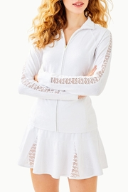 Lilly Pulitzer Connelly Tennis Jacket - Product Mini Image