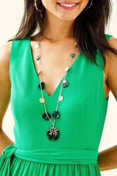 Lilly Pulitzer Coral Cove Necklace - Alternate List Image