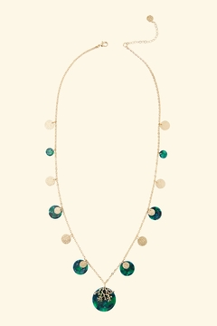 Lilly Pulitzer Coral Cove Necklace - Product List Image