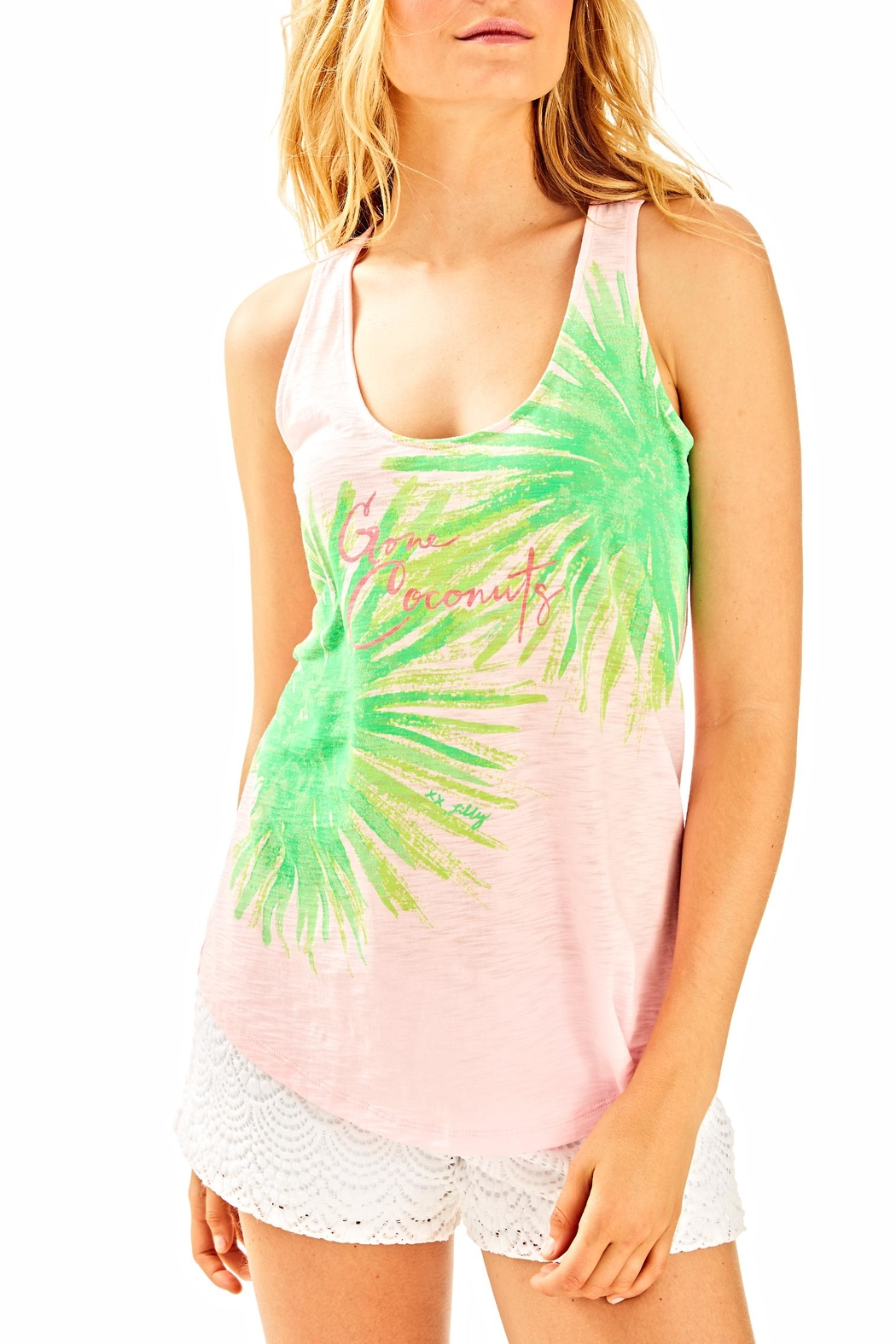 Lilly Pulitzer Cordelia Top - Main Image
