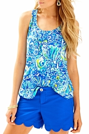 Lilly Pulitzer Cordelia Top - Product Mini Image