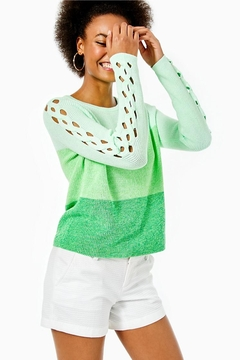 Lilly Pulitzer Cortina Sweater - Product List Image