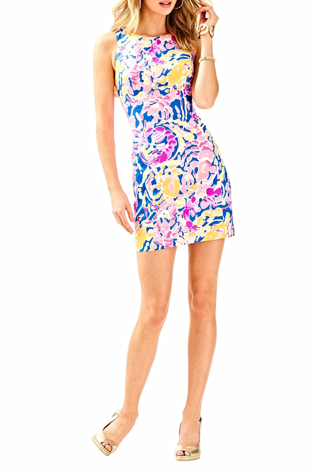 Lilly Pulitzer Courtney Bodycon Dress - Main Image