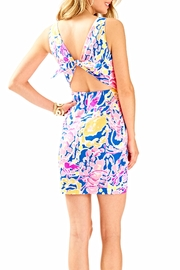 Lilly Pulitzer Courtney Bodycon Dress - Front full body