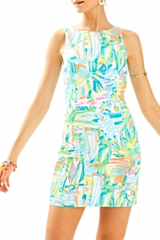 Lilly Pulitzer Colorful Shift Dress - Product Mini Image