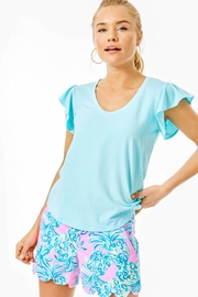 Lilly Pulitzer Crawford Top - Front cropped