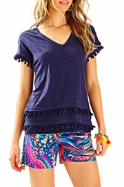Lilly Pulitzer Daley Tee - Front cropped