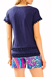 Lilly Pulitzer Daley Tee - Front full body