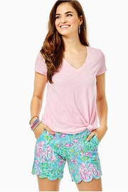 Lilly Pulitzer Darci Knit Short - Front cropped