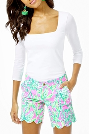 Lilly Pulitzer Darci Knit Short - Product Mini Image