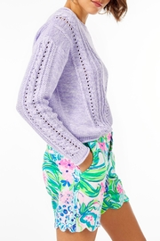 Lilly Pulitzer Darci Knit Short - Front full body