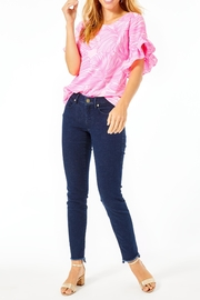Lilly Pulitzer Darlah Top - Back cropped
