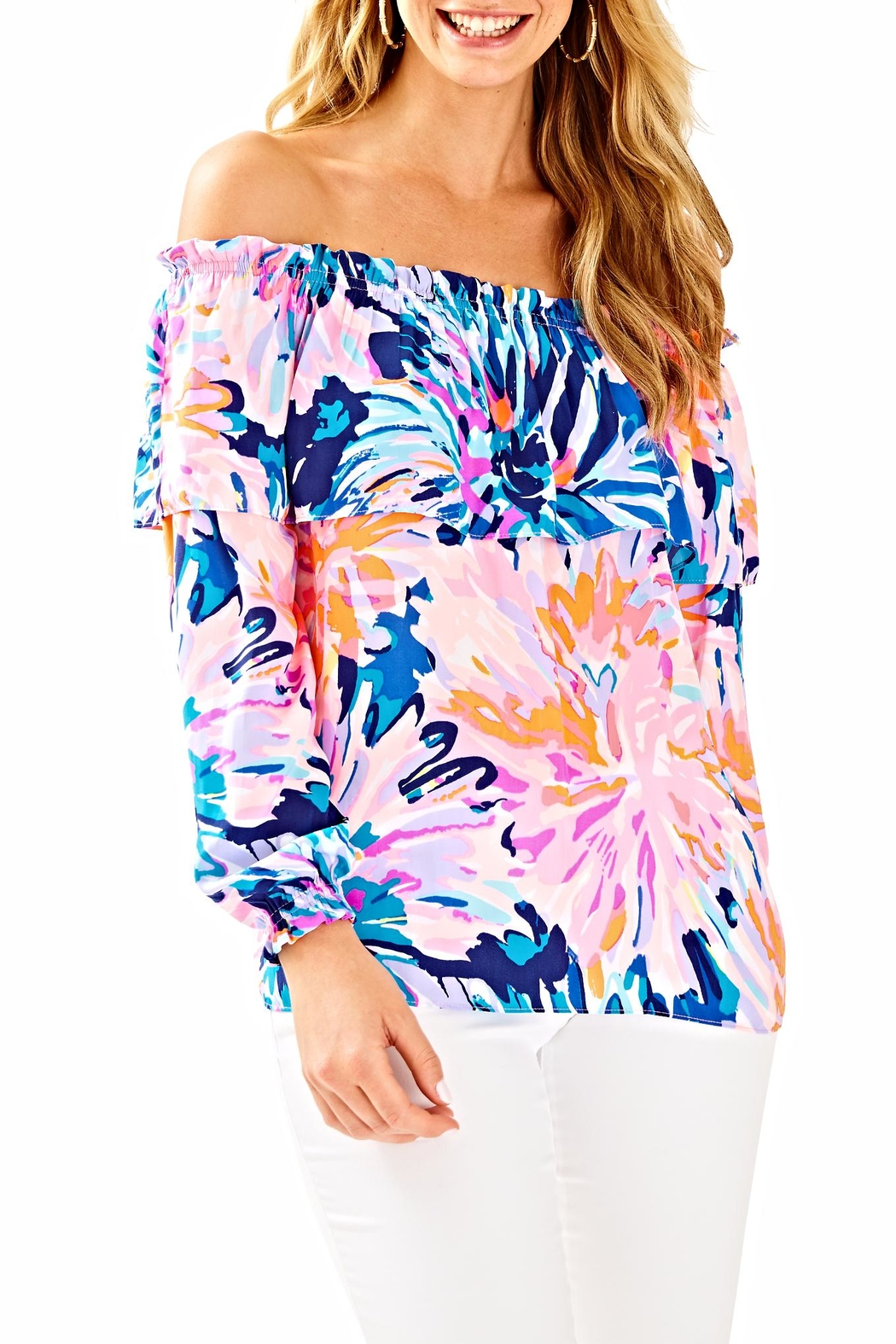 Lilly Pulitzer Dee Top - Main Image