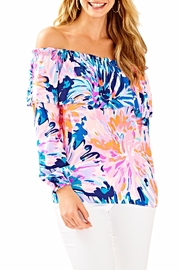 Lilly Pulitzer Dee Top - Front cropped