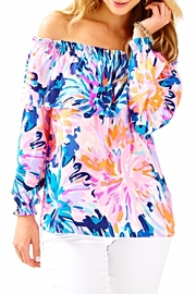 Lilly Pulitzer Dee Top - Side cropped